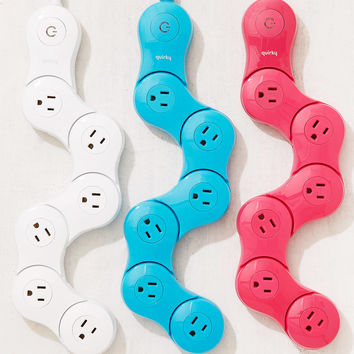 Quirky Pivoting Power Strip | Urban Outfitters
