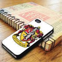 Harry Potter Gryffindor iPhone 5 Or 5S Case
