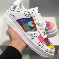VLONE Nike Air Force 1 Low cheap Mens and womens nike shoes