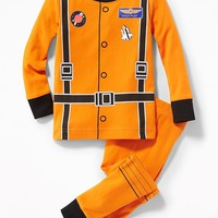 """""""Space Pilot"""" Sleep Set for Toddler & Baby 