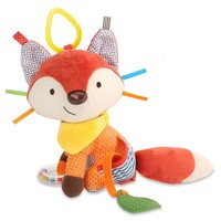 SKIP*HOP® Fox Bandana Buddies Activity Toy