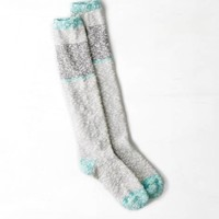 AEO COLORBLOCK BOOT SOCK