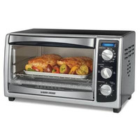 BD 6 Slice Toaster Oven SS