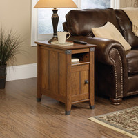 Walmart: Sauder Carson Forge Side Table, Washington Cherry
