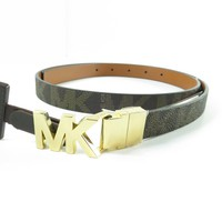 MICHAEL Michael Kors Womens Reversible Belt - XLarge