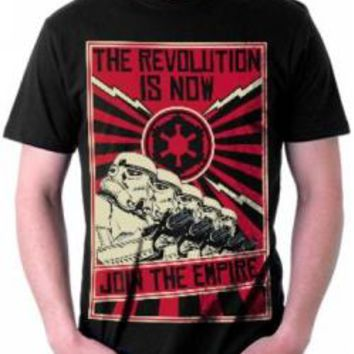 Star Wars T-Shirt - Join The Empire