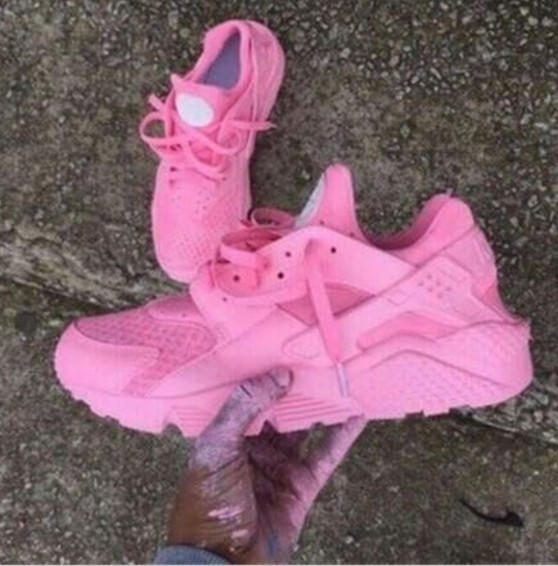 """Image of """"NIKE"""" Women Casual Running Sport Shoes Sneakers Pink"""