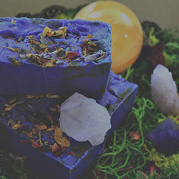 Oracle Artisan Soap-Psychic-Witch-Organic Beauty