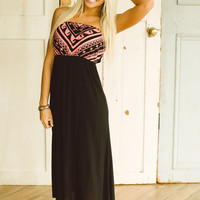 Carried Away Maxi Dress
