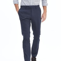Banana Republic Mens Skinny Corded Twill Dress Pant