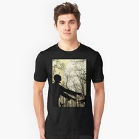 'Zombies in the forest' T-Shirt by Sarah Davies