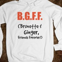 BGFF - Brunette & Ginger Friends Forever! (Ginger)