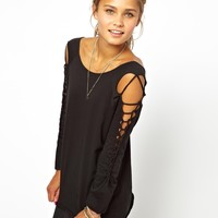 Insight Laced Top