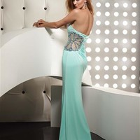 Jasz Couture 4344 at Prom Dress Shop
