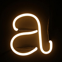 Seletti Neon A - Urban Outfitters