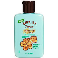 Hawaiian Tropic Travel Size Shimmer Effect Coconut Papaya After Sun Lotion Ulta.com - Cosmetics, Fragrance, Salon and Beauty Gifts