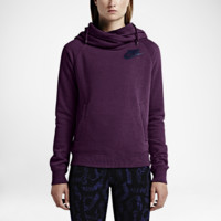 Nike Rally Funnel Neck Pullover Women's Hoodie