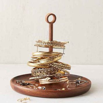 Bracelet Display Catch-All Dish- Brown One