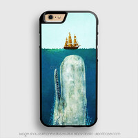 The Whale iPhone 6 Plus Case iPhone 6S+ Cases