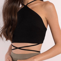 Come Close Crop Top