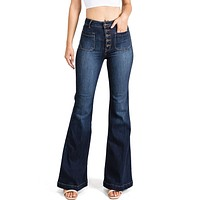 Downtown Bell Bottom Jeans