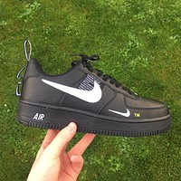 Nike Air Force 1 07 Lv8 Utility men and women casual fashion wild sports shoes