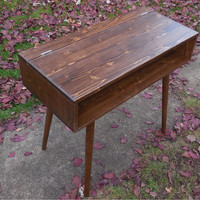 Mid Century Style Keyboard Stand / Desk