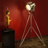 Authentic Models Lamps Marconi Floor Lamp - SL039 - Lamps - Lighting