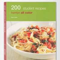 200 Student Recipes By Hamlyn All Color- Assorted One