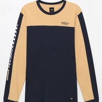 Vans Crossed Sticks Jersey - navy | PacSun