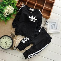 Baby boy Clothes Suits Causal Baby Girls Boys Clothing Sets Children Suits Clothes