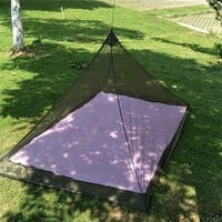 240x94x135CM Ultralight Outdoor Tent Portable Folding Fish Camping Hiking Sun Shade Mosquito Insect Net Single Bed sun shelter