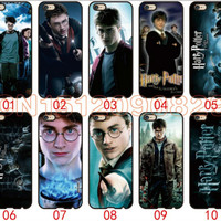 Harry Potter Cover Case For iPhone 6 6S Plus 5S 5C 4S iPod Touch 6 5 4 For Samsung Galaxy S2 S3 S4 S5 Mini S6 S7 Edge Note 3 4 5