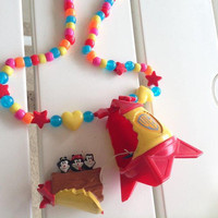 Animaniacs toy necklace