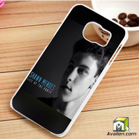 Shawn Mendes Song Samsung Galaxy S6 Edge Case by Avallen