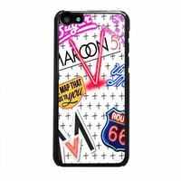 maroon 5 theme song case for iphone 5c