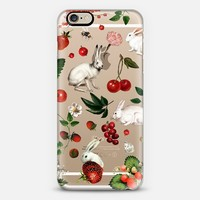 Sweet Bunnies iPhone 6s case by Fifikoussout | Casetify