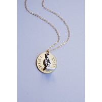 The Betty Collection: I Believe in Science Microscope Necklace