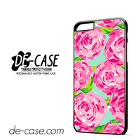 Lilly pulitzer Roses DEAL-6512 Apple Phonecase Cover For Iphone 6/ 6S Plus