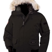 Canada Goose Down  jacket men' foreign trade Canada goose down jacket
