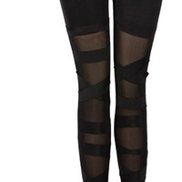 TightCode Women's Sexy Stretchy Leggings Size US 4-10