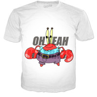 The Ideal Mr. Krabs