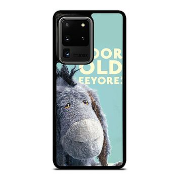 EEYORE DONKEY QUOTE Samsung Galaxy S20 Ultra Case Cover