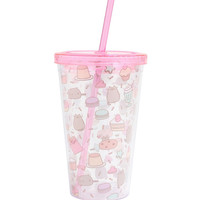Pusheen Sweets Acrylic Travel Cup
