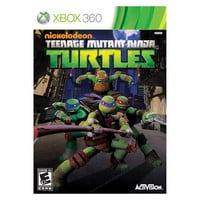 Teenage Mutant Ninja Turtles (Microsoft Xbox 360, 2013)