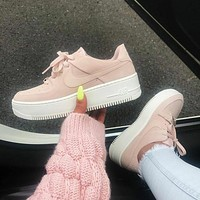 NIKE AIR FORCE 1 LOW AF1 Women Sneakers Sport Shoes