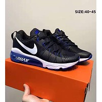 Nike Air Vapormax Flyknit Popular Men Casual Air Cushion Sport Running Shoes Sneakers