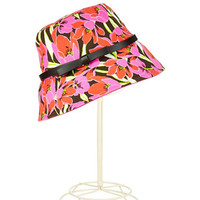 Kate Spade New York Tropical Floral Bucket Hat