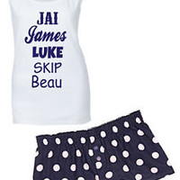 Ladies Womens Janoskians JAI LUKE BEAU SKIP JAMES PJS pyjamas gift christmas NEW