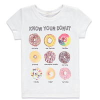 Know Your Donut Tee (Kids)